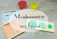 La pédagogie Montessori appliquée chez soi facilement. Conseils d'une maman psychomotricienne