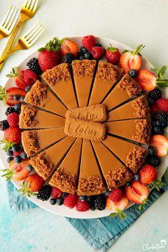 Biscoff Cake, Biscoff Cheesecake, Cheesecake Recipes, Dessert Recipes, Biscoff Biscuits, Lotus Cheesecake, Lotus Biscuits, Biscoff Recipes, Lotus Biscoff