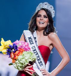 Miss Universe 2010 - Ximena Navarrete of Mexico.