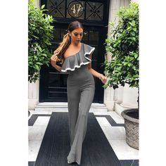 ed0c713930 Item Type  Jumpsuits   Rompers Gender  Women Pattern Type  Solid Type   Jumpsuits Style  Casual Brand Name  WYHHCJ Material  Spandex