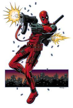 Deadpool - Chris Ring