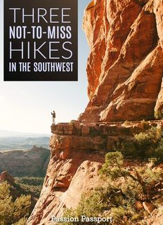 Arizona is beautiful, often breathtakingly so. From the Sonoran Desert in the south to red rock country near Sedona and the Grand Canyon in the north, the state features a staggering diversity of landscapes, perfect for day trips and adventures. Mitch Stevens introduces us to three of his favorite wondrous and secluded hikes that shouldn't be missed.