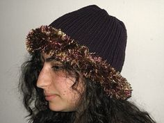 Knitting Hat Pattern  Very Russian Hat  PDF by ChickenStitches, $2.99