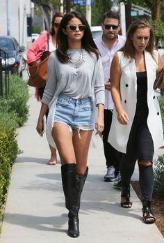 Esperate...Did Selena Gomez Get a New Haircut?
