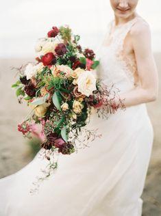 Organic Outdoor Bridal Session Ideas