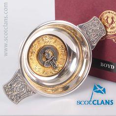 Boyd Clan Crest Quai