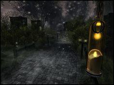 Blackmoor (Lokii Violet) ( b ) Street, Walkway
