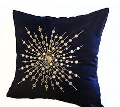 Amore Beaute Handcrafted Premium Navy Blue Silk Pillow Co... http://www.amazon.com/dp/B00N15LB2W/ref=cm_sw_r_pi_dp_mGIuxb1J805XG