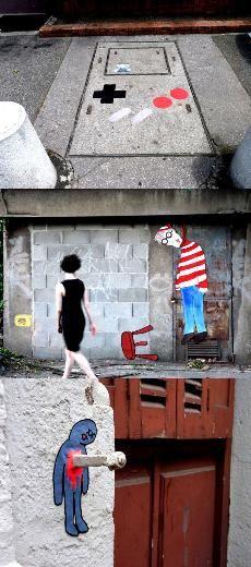 street art #streetart, #graffiti
