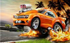 Want to discover art related to camaro? Check out inspiring examples of camaro artwork on DeviantArt, and get inspired by our community of talented artists. Car Images, Car Pictures, Bing Images, Cool Sports Cars, Cool Cars, Sports Teams, Grand Prix, Nascar, Muscle Cars