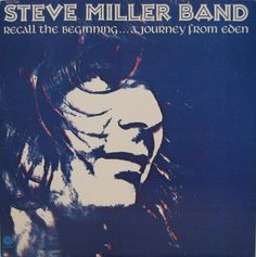 steve miller recall the beginning album covers