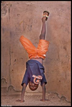 "Ghana | ""Street Kids"" by Assi Dvilanski"