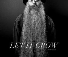 A Book of Beards by Justin James Muir Great Beards, Awesome Beards, Justin James, Hipster Beard, Beard Look, Long Beards, Epic Beard, Its A Mans World, Beard Tattoo