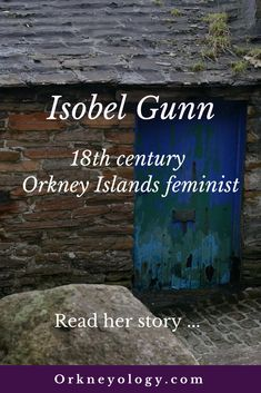 Isobel Gunn's story resonates with women today. Why would an century Orkney lass run off to the Canadian wilds disguised as a man,? How was she discovered? European Travel Tips, British Travel, Hidden Places, Secret Places, Travel Advice, Travel Ideas, Visit Uk, Orkney Islands, Scottish Islands