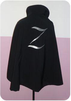 Tuto cape de Zorro