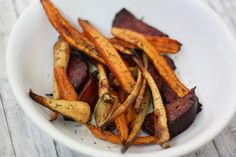 Pečená koreňová zelenina – Varíme Paleo