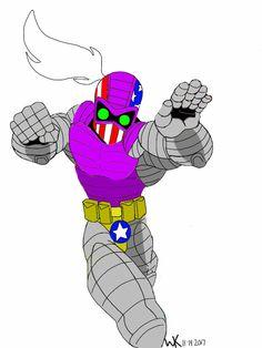 paladin(marvel)/superpatriot(image comic)