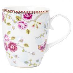 PiP Studio - 'Chinese Blossom' Collection - Large  Mug, White