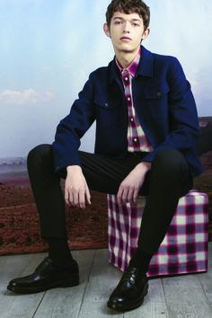 Paul & Joe Fall 2016 Menswear Fashion Show