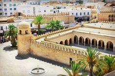 Tunisie - Sousse (La Grande Mosquée)