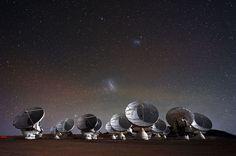 Large Magellanic Cloud: Nearby Satellite Dwarf Galaxy