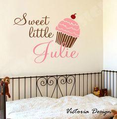 Orange Cupcake Nursery Decor Decorating Theme Bedrooms Maries Manor Cupcakes Bedroom Ideas Recipes To Try Pinterest