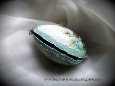 Inspiracje z duszą - decoupage & handmade : pisanki