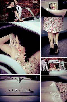 The 50s Style Wedding Blog