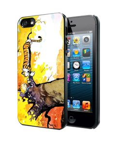 Calvin and Hobbes iPhone 4 4S 5 5S 5C Case
