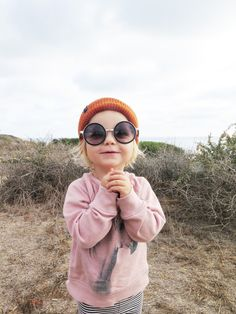 If I'm a hippie, this will be my child. Haha