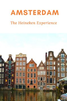 What comes to mind when you hear somebody say they want to travel to Amsterdam? - Riserva Tour and Travel Anne Frank House, Affordable Vacations, Amsterdam Travel, Us Travel, Brewery, Netherlands, Things To Do, Tours, Explore
