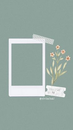 Frame with flowers and a brand brand # # # flowers frame Creative Instagram Stories, Instagram Story Ideas, Marco Polaroid, Polaroid Picture Frame, Foto Frame, Polaroid Template, Instagram Frame Template, Framed Wallpaper, Storm Wallpaper
