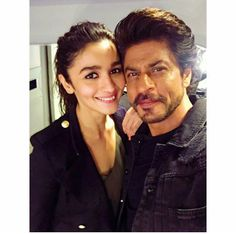 Alia & SRK