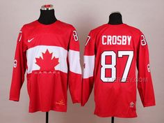 on sale 7040e b0124 2014 15 team canada 87 sidney crosby red 100th womens jersey