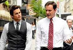 Dear men of the world, please take fashion advice from Neal Caffrey.