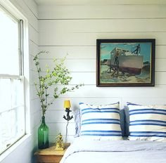 Entire home/apt in Montauk, United States. This private, two-cottage property contains a few of the last remaining original fisherman cottages at Hither Hills built in the Set on a . Les Hamptons, Hamptons House, The Sound Of Waves, Garden Bedroom, Renting A House, Life Is Beautiful, Decoration, Beach House, Home And Garden