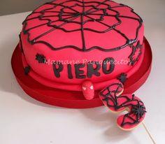 Cupcakes by Mamane Panquecitos: Spiderman!
