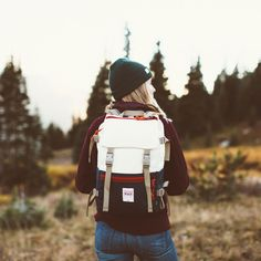 Topo x Woolrich Rover Pack