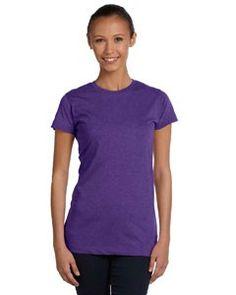 LAT Juniors' Vintage Fine Jersey T-Shirt 3605