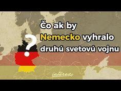 Ako by vyzeral svet, keby nacistické Nemecko vyhralo vojnu? Youtube, Movie Posters, Movies, Films, Film Poster, Cinema, Movie, Film, Movie Quotes
