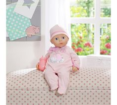 Baby Annabell Ethnic Interactive Doll £34.99