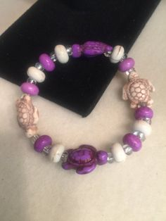 Children's Jewelry,Children's Bracelets,Kid's Jewelry, Kid's Bracelets, Stretch Jewelry,Jewelry for Children,Turles Bracelets,Unisex jewelry by WoodenNickelBeads on Etsy