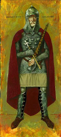 Валодша, князь полацкi 1216
