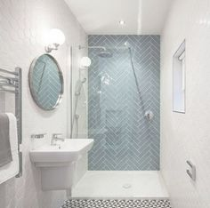 Hexagon Tile Bathroom, Bathroom Flooring, Modern Bathroom, Bathroom Remodeling, Flooring Tiles, Narrow Bathroom, Neutral Bathroom, Boho Bathroom, Minimalist Bathroom