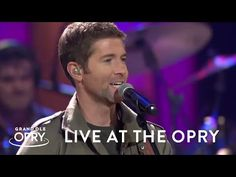 """Josh Turner - """"Why Don't We Just Dance"""" 