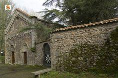 Chiesetta a San Leonardo de Siete Fuentes, Montiferru