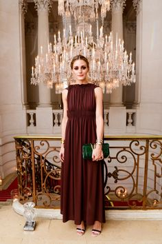 "Olivia Palermo Wore This ""Ugly"" Color Trend Months Before It Was Cool via @WhoWhatWear"