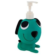 Purchase Pylones - Dog Soap Dispenser - Turquoise online and enjoy having your favourites delivered to you in South Africa. Soap Dispenser, No Time For Me, Bubbles, Turquoise, Dogs, Toilet, Cover, Soap Dispenser Pump, Pet Dogs