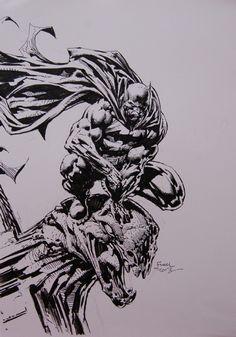 Batman by Finch David