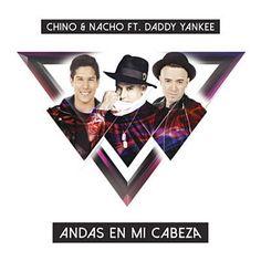 """Andas En Mi Cabeza"" by Chino & Nacho Daddy Yankee was added to my Discover Weekly playlist on Spotify Daddy Yankee, Popular Songs Right Now, Dj Luigi, Latin Music, My Music, Nachos, Fitbit Hr, Bow Braid, Porto"